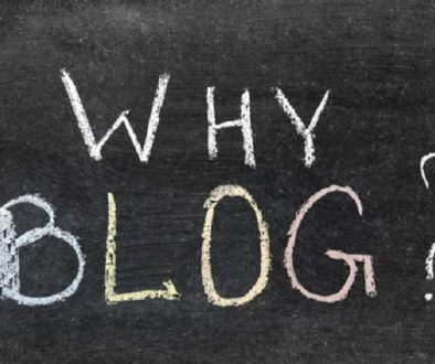 Why blog?